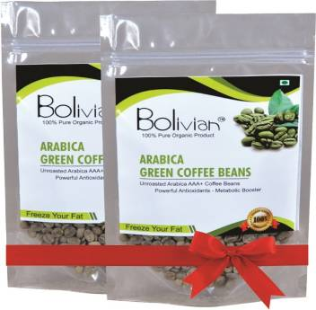 Bolivian Premium Quality Green Coffee Beans For Weight Management