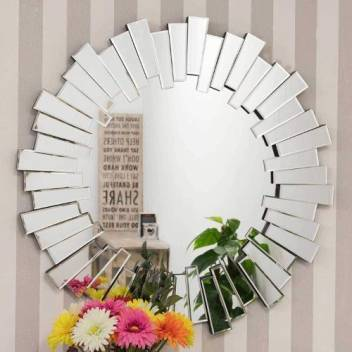 Alfa Design Decorative Contemporary Round Wall Mirror Plain Mirror For Bathroom Decorative Mirror Price In India Buy Alfa Design Decorative Contemporary Round Wall Mirror Plain Mirror For Bathroom Decorative Mirror Online