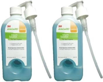Buy 3m Avagard 500ml Blue 1piece Original By 3m Online At Low