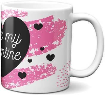 Jemiz Be My Valentine Valentine Gift For Girlfriend Boyfriend Wife Husband Ceramic Coffee Mug Price In India Buy Jemiz Be My Valentine Valentine Gift For Girlfriend Boyfriend Wife Husband Ceramic Coffee