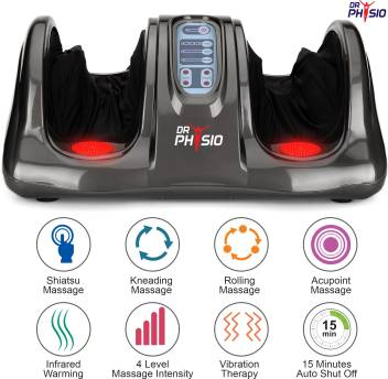 Dr Physio (USA) 1024 Body Pains Relief Massager Machine Massage Machine  Powerful Electric Massagers Foot Calf With Heat Vibration For Men and Women  Relaxation Massager - Dr Physio : Flipkart.com
