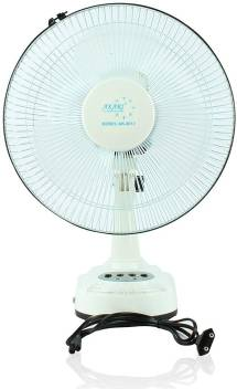 Akari Ak 8012 12 0 Mm Ultra High Speed 3 Blade Table Fan Price In