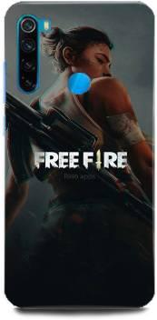 Fikora Back Cover For Mi Redmi Note 8 M1908c3ji Free Fire Printed Fikora Flipkart Com