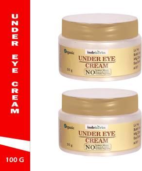 Indeherbs Pure Radiance Under Eye Cream For Dark Circles