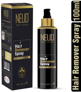 Neud Hair Remover Spray For Men And Women 1 Pack 100 Ml Spray