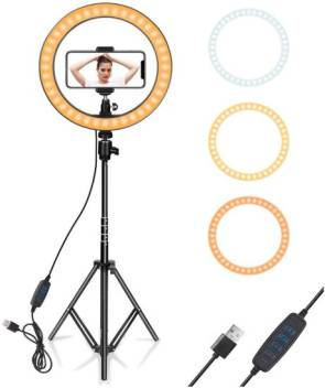 Yozti Led Ring Light With Stand For Camera Smartphone Ring Flash Yozti Flipkart Com