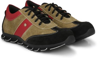 Peclo Olive Steel Toe Safety Shoes