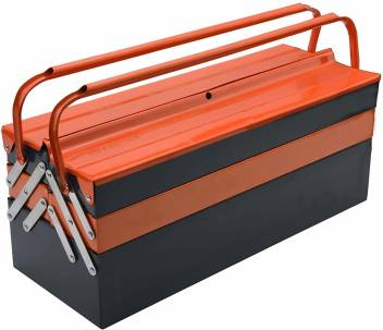 Harden Professional 5 Draw Metal Hip Roof Tools Box Electro Powder Coating Cold Rolled Steel Anti