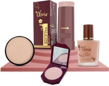 Olivia Makeup Kit For Dark Skin Tone