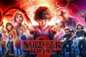 Stranger Things Poster High Resolution 300 Gsm 18x12 Paper Print Comics Posters In India Buy Art Film Design Movie Music Nature And Educational Paintings Wallpapers At Flipkart Com Dustin, mike, and lucas start. inr