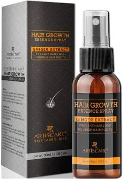 Artiscare Hair Growth Liquid Essential Oil Hair Hair Spray Increase Density Hair Loss Products For Man And Woman 30ml Price In India Buy Artiscare Hair Growth Liquid Essential Oil