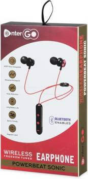 Enter Go Powerbeat Sonic Wireless Bluetooth Stereo Earphone With Mic Bluetooth Headset Price In India Buy Enter Go Powerbeat Sonic Wireless Bluetooth Stereo Earphone With Mic Bluetooth