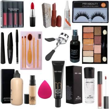Priyabeauty Makeup Kit Combo Set