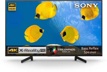 Sony Bravia X7002g 108cm 43 Inch Ultra Hd 4k Led Smart Tv Online At Best Prices In India