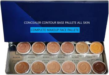 Ajdp Concealor Pallete Best Makeup Base