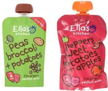 Ellas Kitchen Peas Broccoli Potatoes Sweet Potatoes Pumpkin Apples Bb Pack Of 2 Baby Snacks 240 G Price In India Buy Ellas Kitchen Peas Broccoli Potatoes