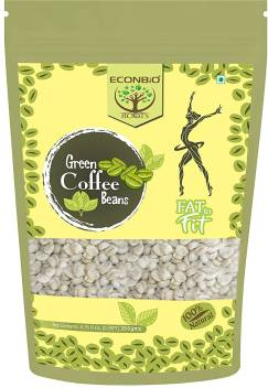 Econbioroots Green Coffee Beans 200g Coffee Beans Price In India