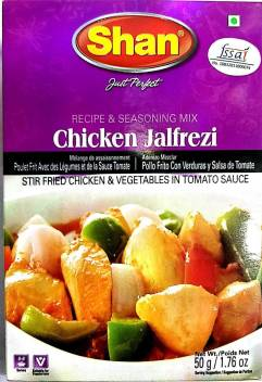 Shan Chicken Jalfrezi 50 Gm Price In India Buy Shan Chicken Jalfrezi 50 Gm Online At Flipkart Com
