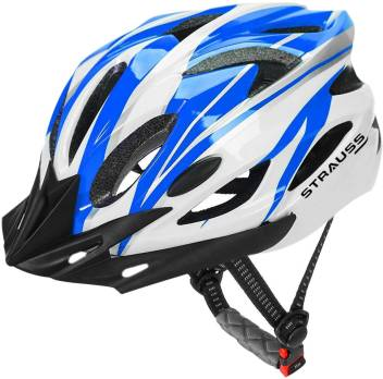 Strauss Sports Cycling Helmet - Buy Strauss Sports Cycling Helmet Online at  Best Prices in India - Cycling | Flipkart.com