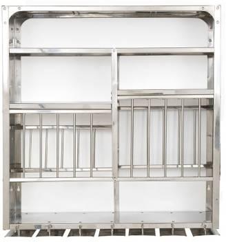 Bharat 30 x 30 Stainless Steel Kitchen Rack