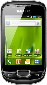 Samsung Galaxy Pop (Grey, 160 MB)