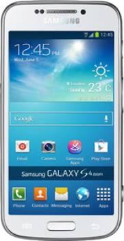Samsung Galaxy S4 Zoom (White, 8 GB)