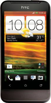 HTC One V T320 (Jupitor Rock, 4 GB)