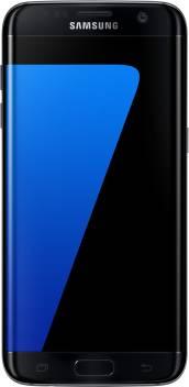 Samsung Galaxy S7 Edge (Black Onyx, 32 GB)