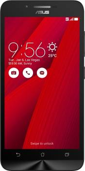 Asus Zenfone Go 5 0 (Red, 16 GB)