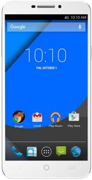 Yu Yureka Plus (White, 16 GB)