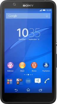 Sony Xperia E4 Dual Sim (Black, 8 GB)
