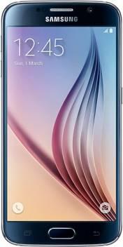 Samsung Galaxy S6 (Black Sapphire, 32 GB)