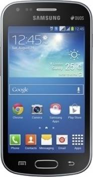 Samsung Galaxy S Duos 2 (Black, 4 GB)