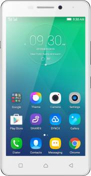 los angeles 35ecb 5c4a9 Lenovo VIBE P1m (White, 16 GB)