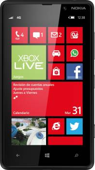 half off eb41a ce285 Nokia Lumia 820 (Black, 8 GB)