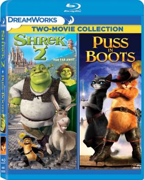Shrek 2 Puss In Boots Collection Price In India Buy Shrek 2 Puss In Boots Collection Online At Flipkart Com