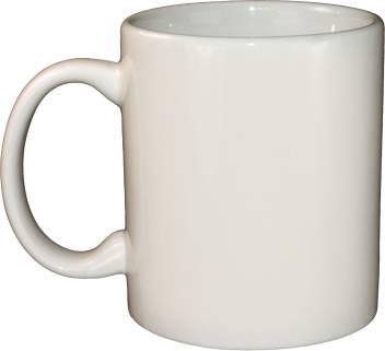 Plain White Ceramic Mug Price In India