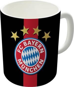 brand new f3ec2 9258e The Fappy Store Fc Bayern Munich Ceramic Mug