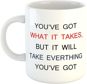 deeher gifts motivational quotes design ceramic mug price in