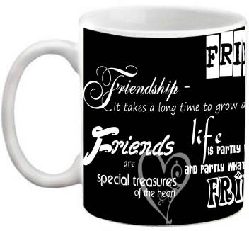 Efw Best Friends Forever Friendship Quotes Printed Coffee Ceramic Coffee Mug Price In India Buy Efw Best Friends Forever Friendship Quotes Printed Coffee Ceramic Coffee Mug Online At Flipkart Com