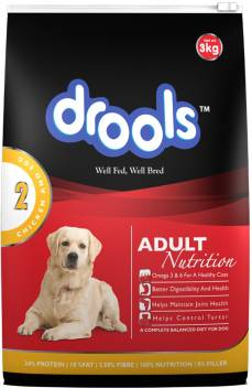 Drools Adult Chicken And Egg Egg Chicken 3 Kg Dry Adult Dog Food Price In India Buy Drools Adult Chicken And Egg Egg Chicken 3 Kg Dry Adult Dog Food Online