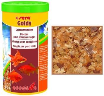 Sera Goldy Flake 210g 1000ml 1 L Dry Young Fish Food Price In India Buy Sera Goldy Flake 210g 1000ml 1 L Dry Young Fish Food Online At Flipkart Com