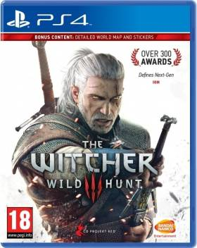 The Witcher 3 : Wild Hunt Price in India - Buy The Witcher 3 : Wild