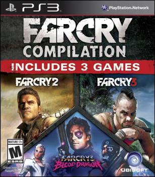 Far Cry Compilation Includes 3 Games Price In India Buy Far Cry Compilation Includes 3 Games Online At Flipkart Com