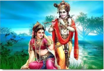 amy 3d lord radha krishna beautiful painting amyps10000767 original