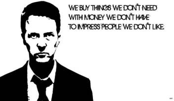 Fight Club Quotes Photographic Paper - Quotes & Motivation ...