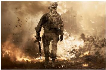 Call Of Duty Poster Paper Print Gaming Posters In India Buy Art Film Design Movie Music Nature And Educational Paintings Wallpapers At Flipkart Com