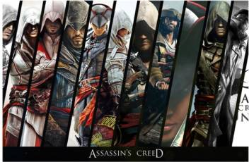 Assassin S Creed Poster Paper Print Gaming Posters In India Buy Art Film Design Movie Music Nature And Educational Paintings Wallpapers At Flipkart Com