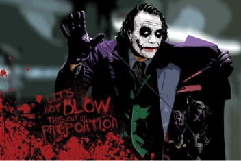 joker quotes paper poster x photographic paper movies