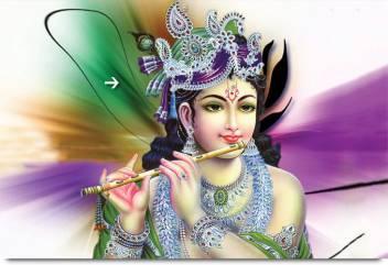 cute looking lord krishna psu360001943 small original